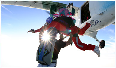 San Diego Skydiving School
