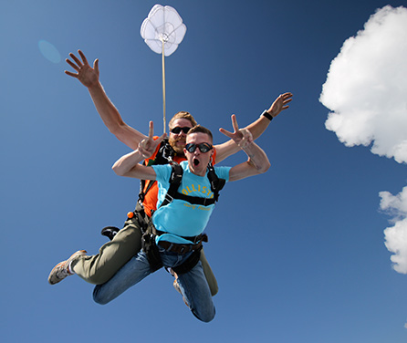 San Diego Skydiving Specials | Discounts on Skydiving in ...